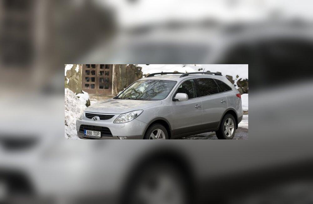 Test: Hyundai ix55 – mahe maanteemaastur