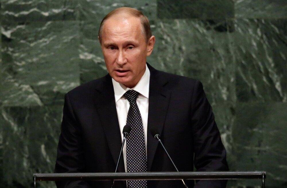 Putini tegelikud motiivid: vene ajakirjanik selgitab, milline on riigipea elu mõte