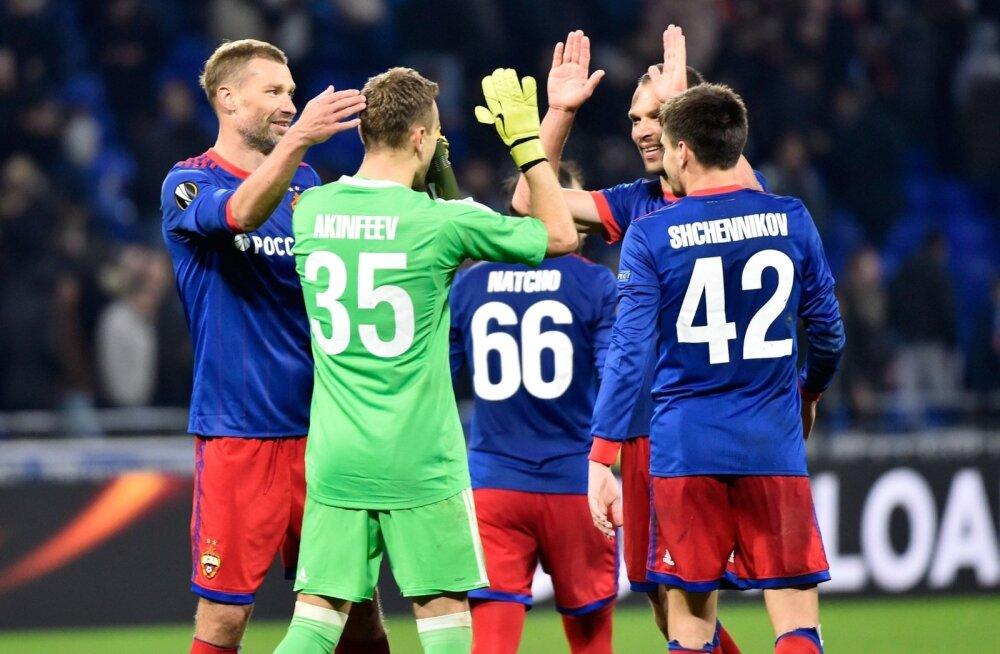 Lyon vs CSKA