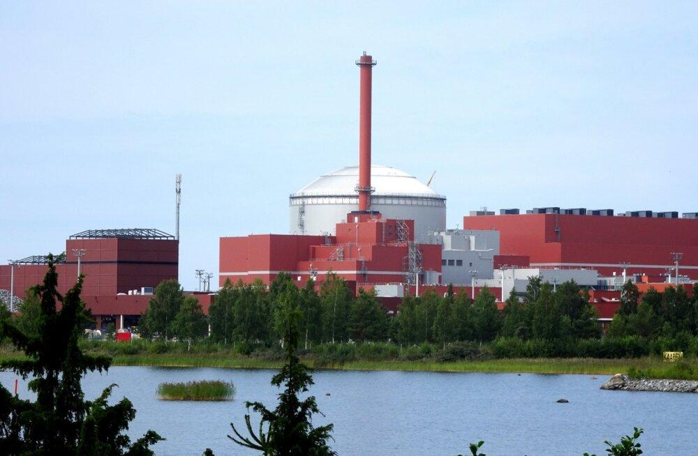 Soomes Eurajokis asuv Olkiluoto tuumajaam koosneb kolmest reaktorist. Olkiluoto 1 ja 2 võimsus on mõlemal 800 MW. Olkiluoto 3 plaanitav võimsus on 1600 MW, kuid see valmimine on juba üle kümne aasta veninud.
