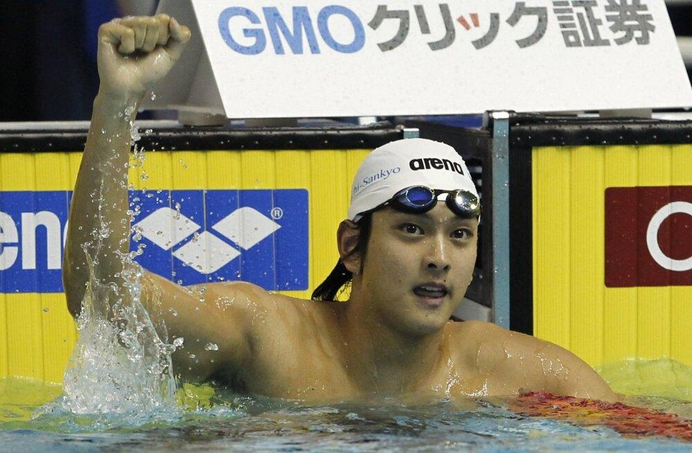 Seliliujumise maailmameister Junya Koga