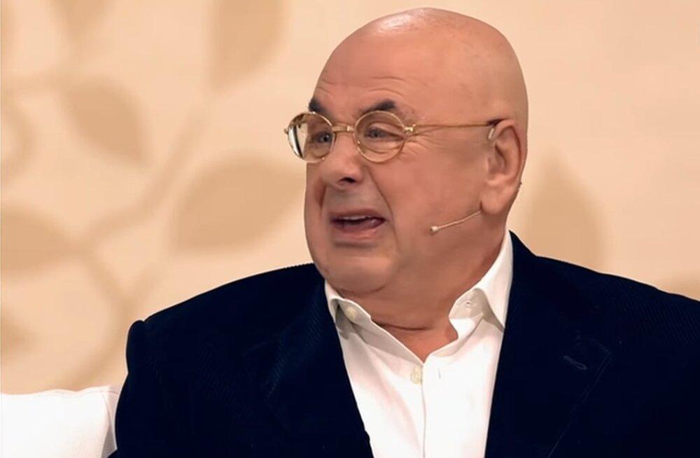 Отсидевший в тюрьме актер Владимир Долинский дал совет Ефремову