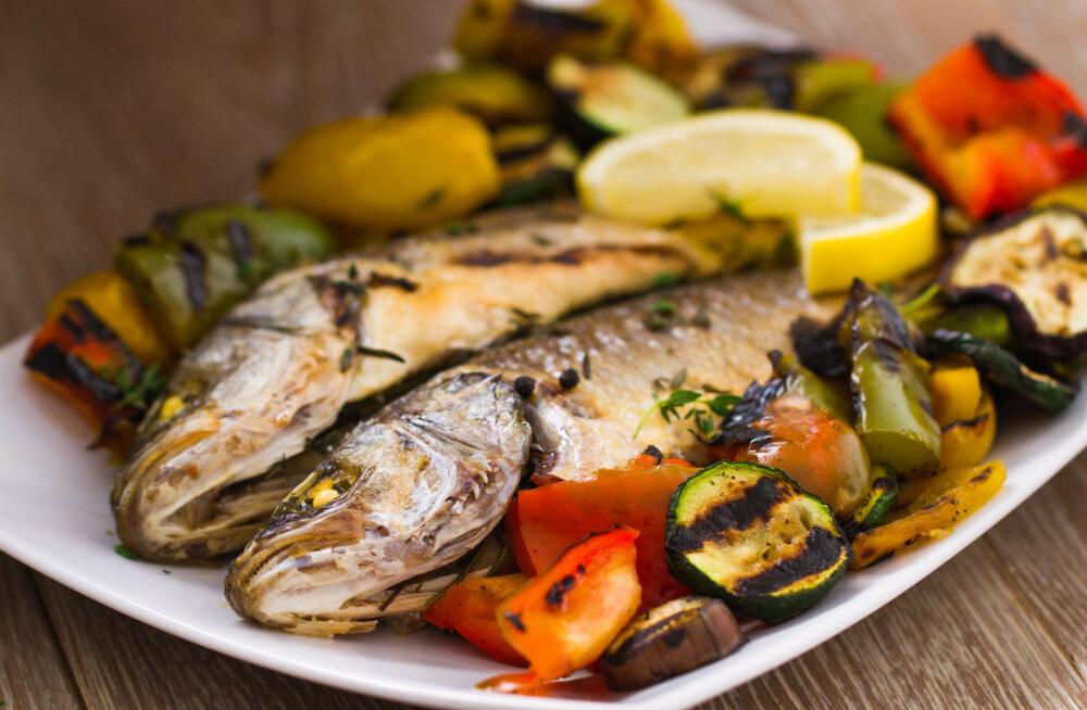 Uuring: noored on hakanud rohkem kala tarbima