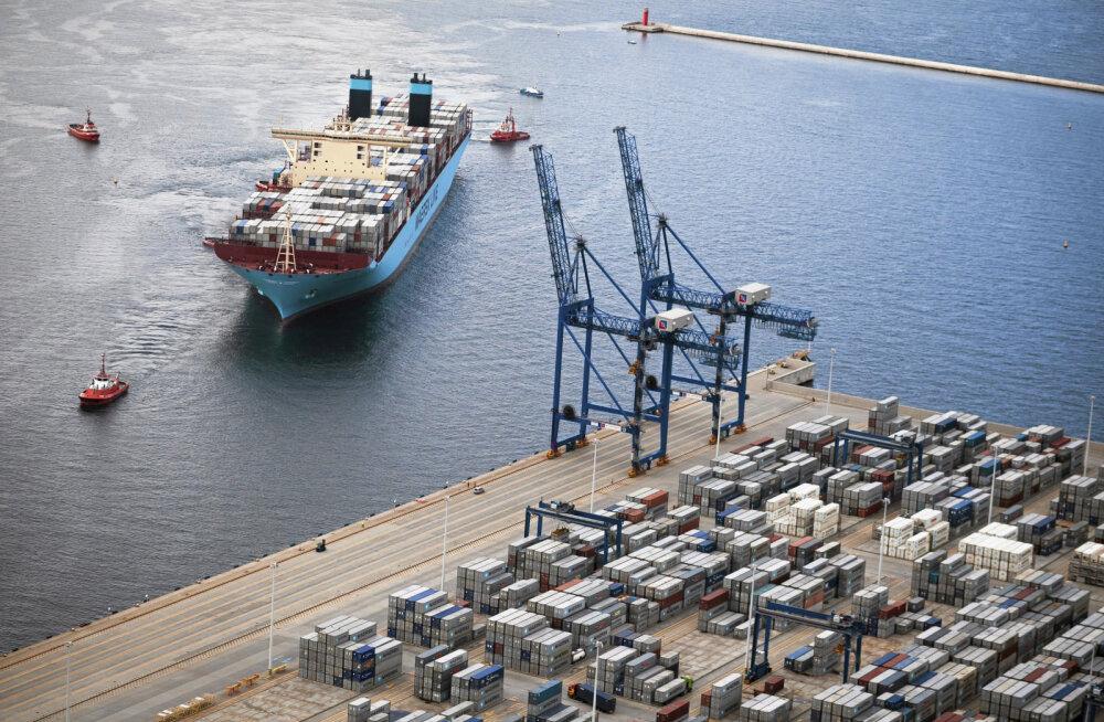 Laevandusgigandi juht: Maailma majandus on prognoositust kehvemas seisus
