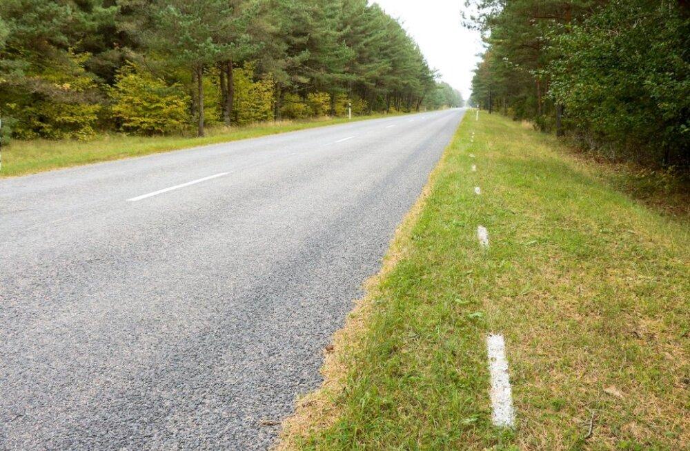 Täna on Eestis liikluspiiranguid ühes paigas