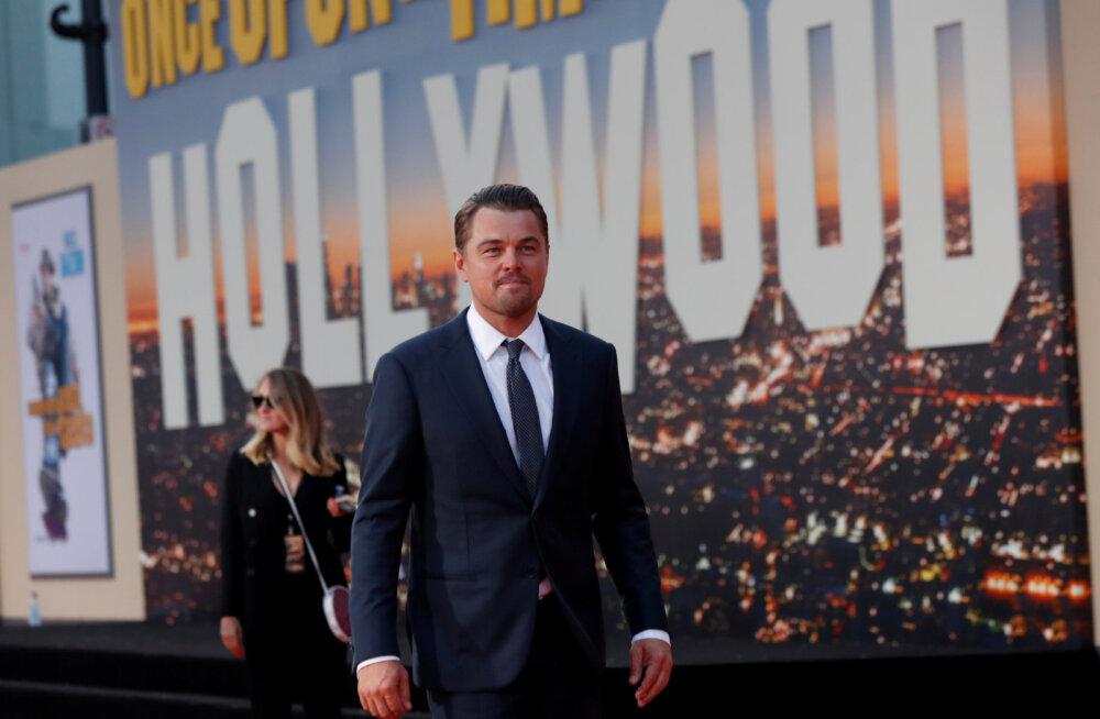 Brasiilia president Bolsonaro süüdistas Leonardo DiCapriot Amazonase põlengute rahastamises