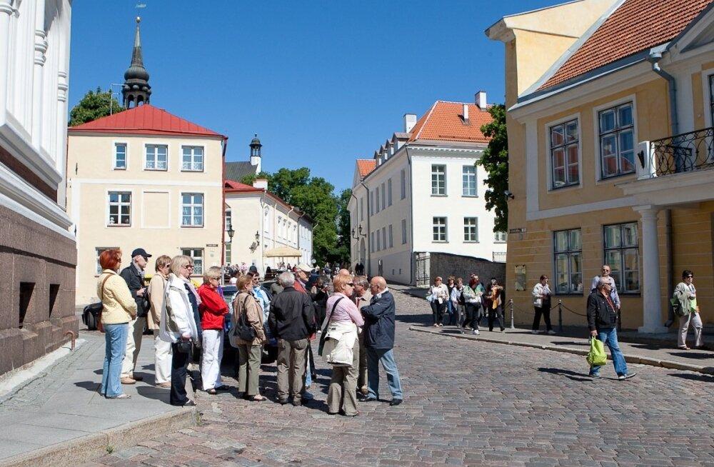 Turismihooaeg Tallinnas