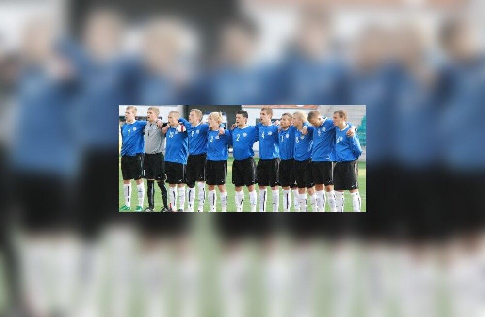 Eesti U19 jalgpallikoondis
