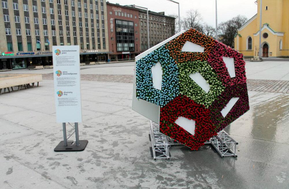 Täna tähistatakse üle Eesti esmakordselt mitmekesisuse päeva