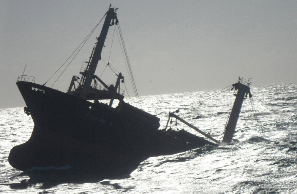 Majandusspets: laev vajub, aga meie ei märkagi seda, vaid jagame ümber seda, mida meil pole