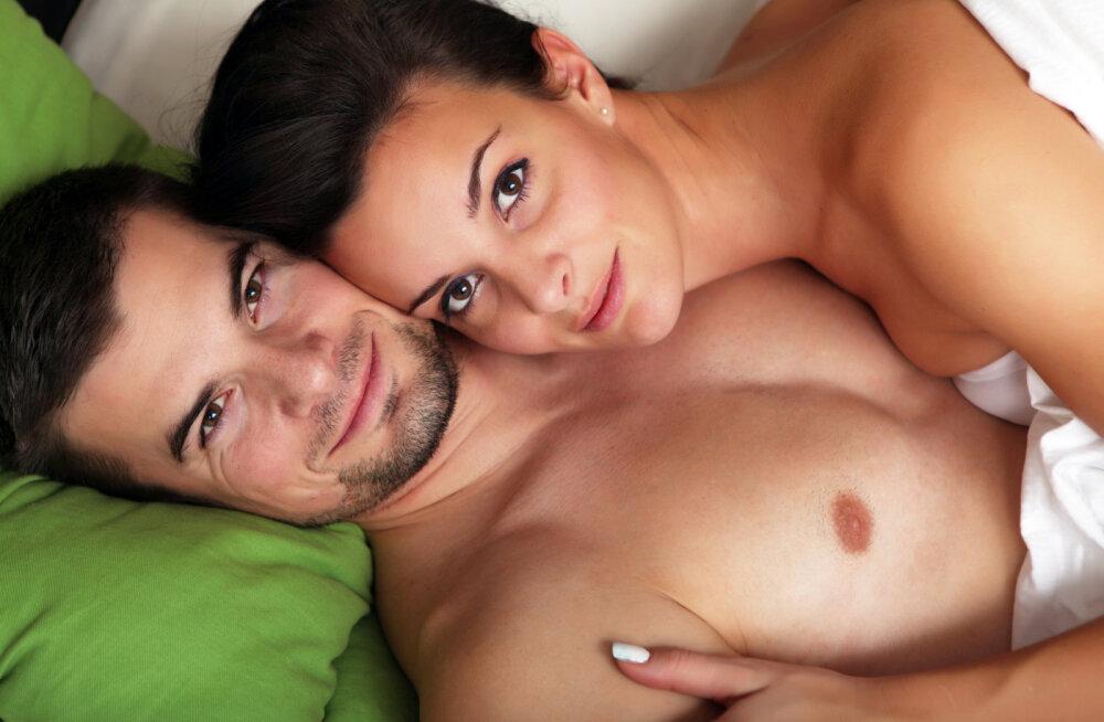 Kui kaks inimest on armastaval viisil seksuaalselt ühinenud, tantsivad kõik energiad nende kehades ja meeltes