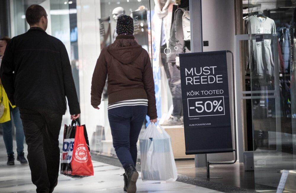 Tarbimiskulutused püsivad sel aastal tugevad.