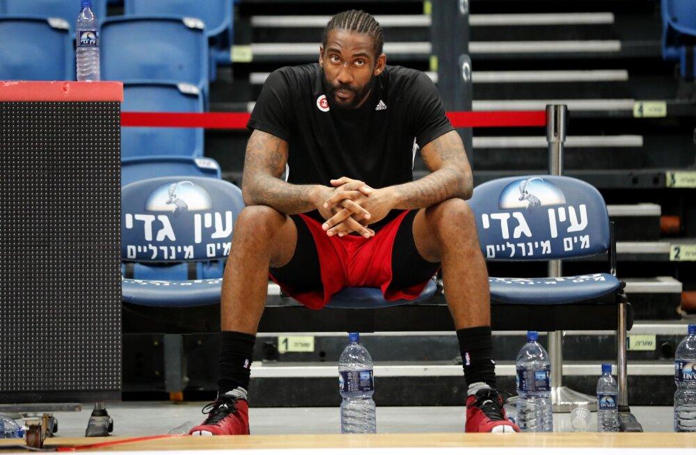 Endine NBA staar kritiseeris karmi otsust: olen üksikvanem, ma ei saa reegleid täita