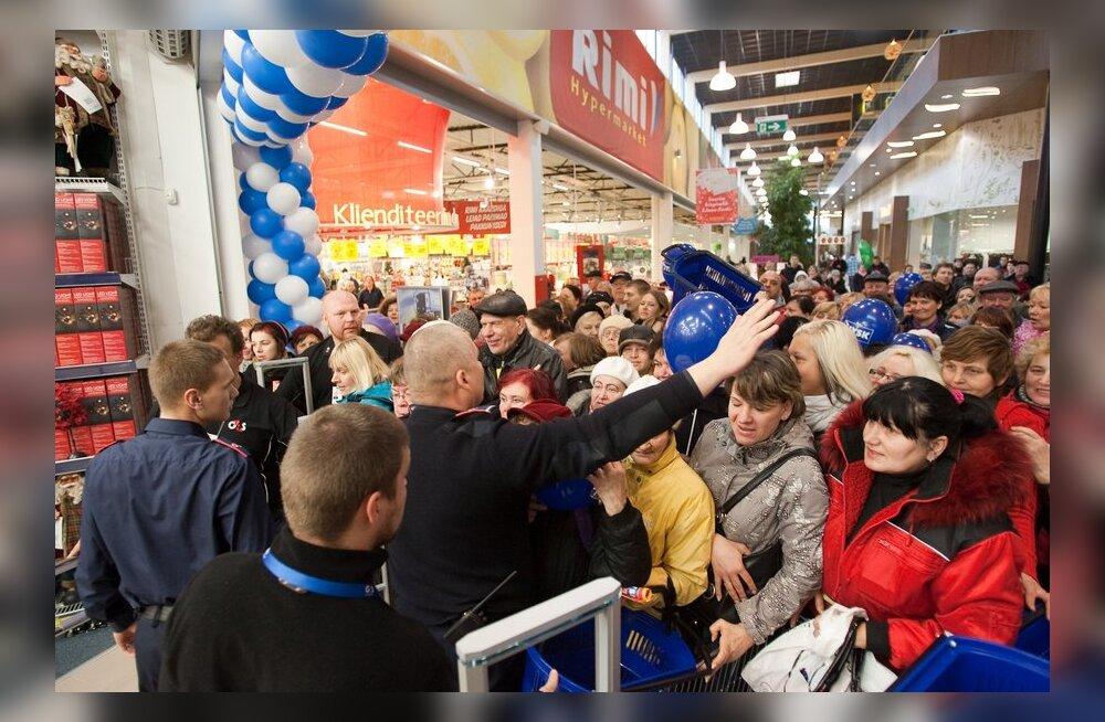 f444bd1b865 FOTOD: Jysk korraldas Tartus tõelise osturalli - ärileht.ee