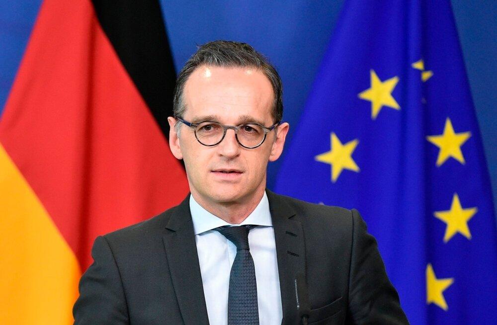 Saksa välisminister: Moskva on üha keerulisem partner, aga jääme kindlaks dialoogi säilitamisele