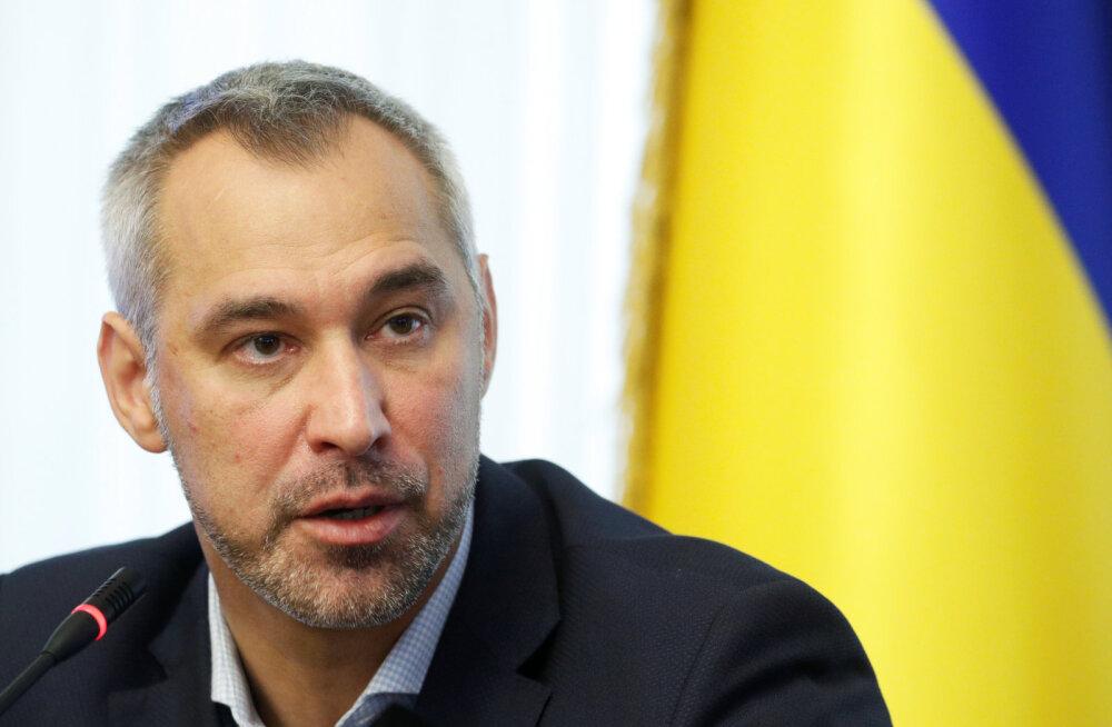 Ukraina peaprokuratuur vaatab üle umbes 15 juurdlust ettevõtte Burisma kohta, sealjuures episoodi, kus figureerib Joe Bideni poeg