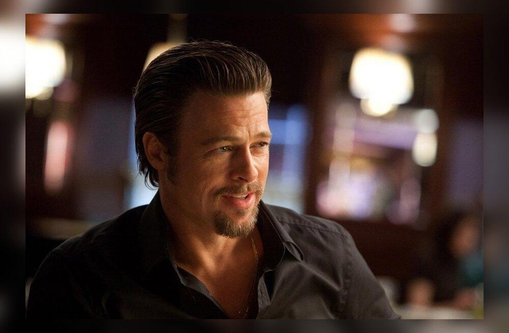 Brad Pitt tahab, et Angelina Jolie oleks tema üle uhke