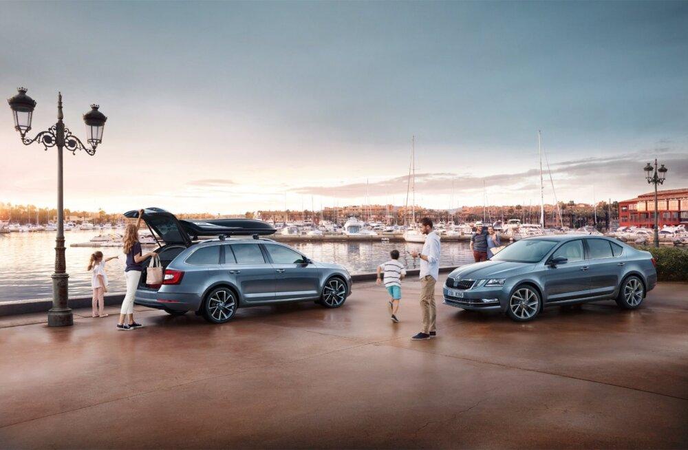 Uute sõiduautode müük hüppas septembris lakke: 9 kuu suurim tõusja on Dacia