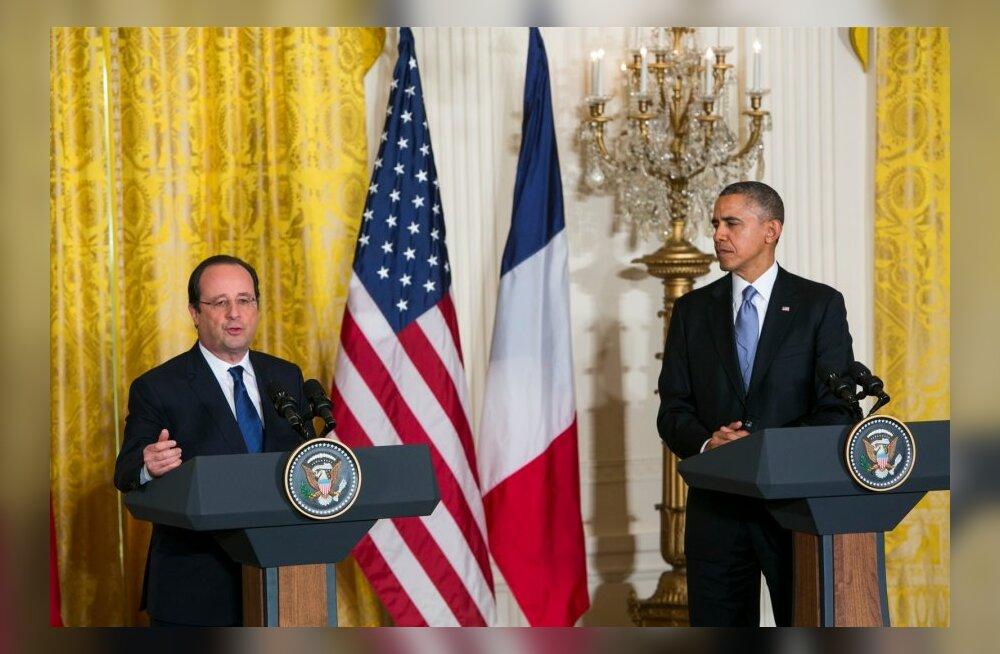 Hollande: erimeelsused USA pealtkuulamise üle on lahendatud, vastastikune usaldus taastatud