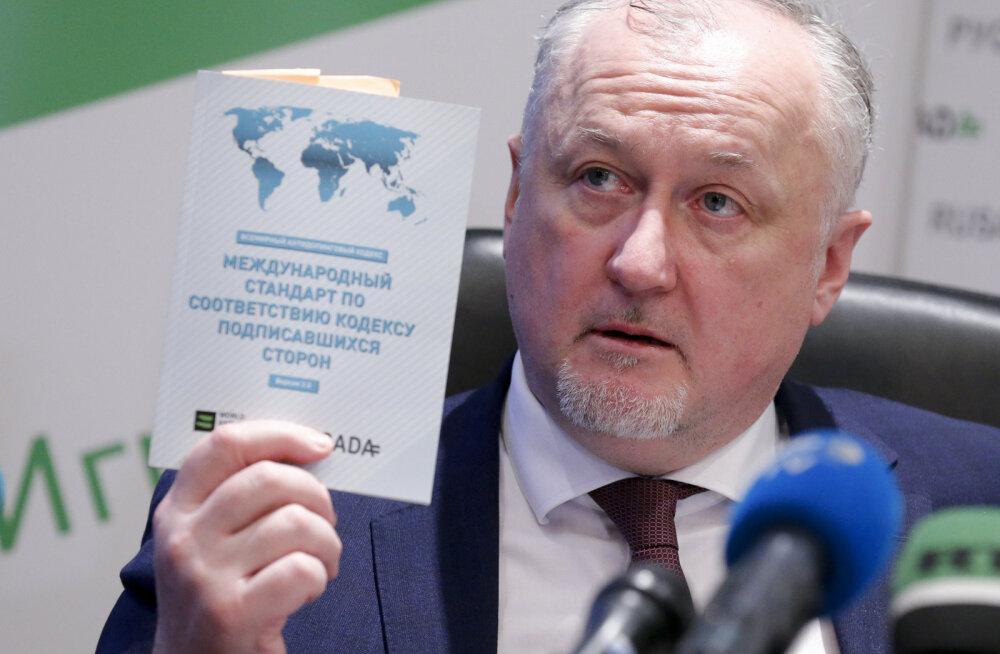 Venemaa antidopingujuht kardab, et ta mõrvatakse: olen selleks juba ettevalmistusi teinud
