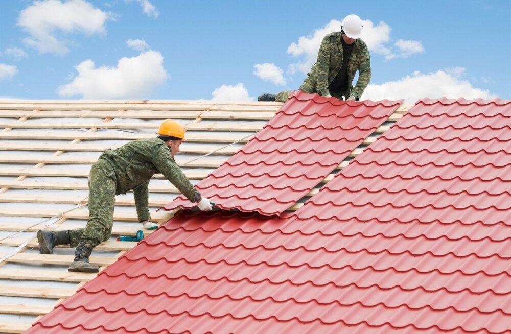 Korraliku katusevahetaja leidmine võib vahel õige keeruliseks osutuda.