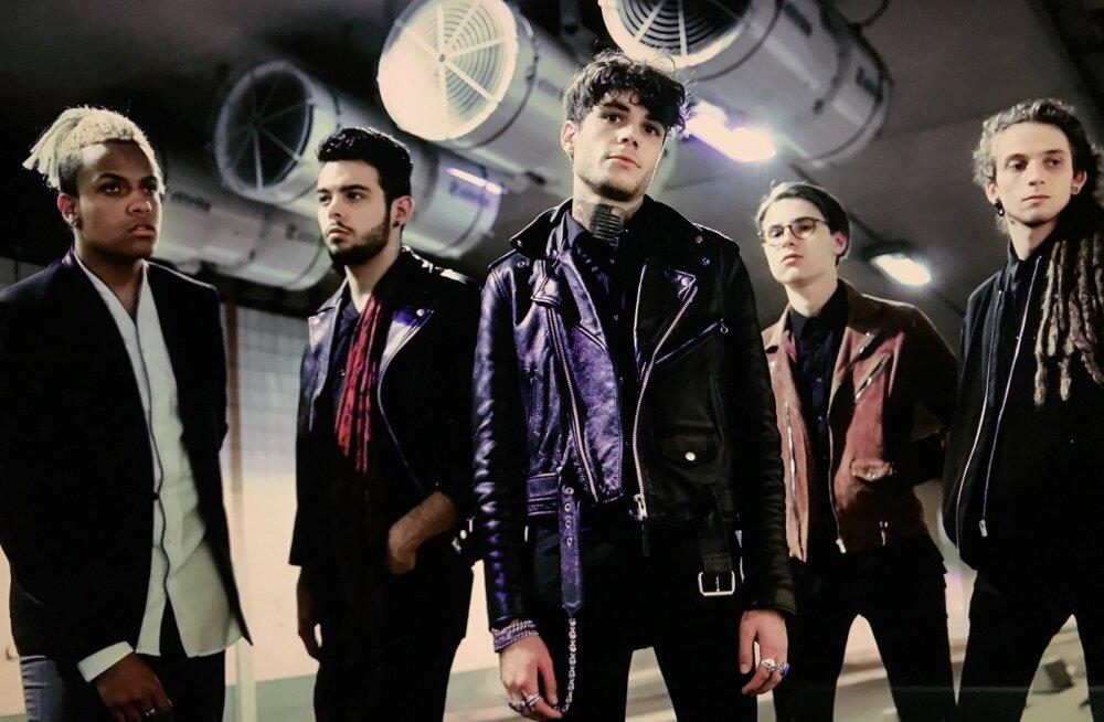 Nickelback kinnitas Eesti kontserdi erikülalisteks ansamblid Shanon ja The Blackmordia