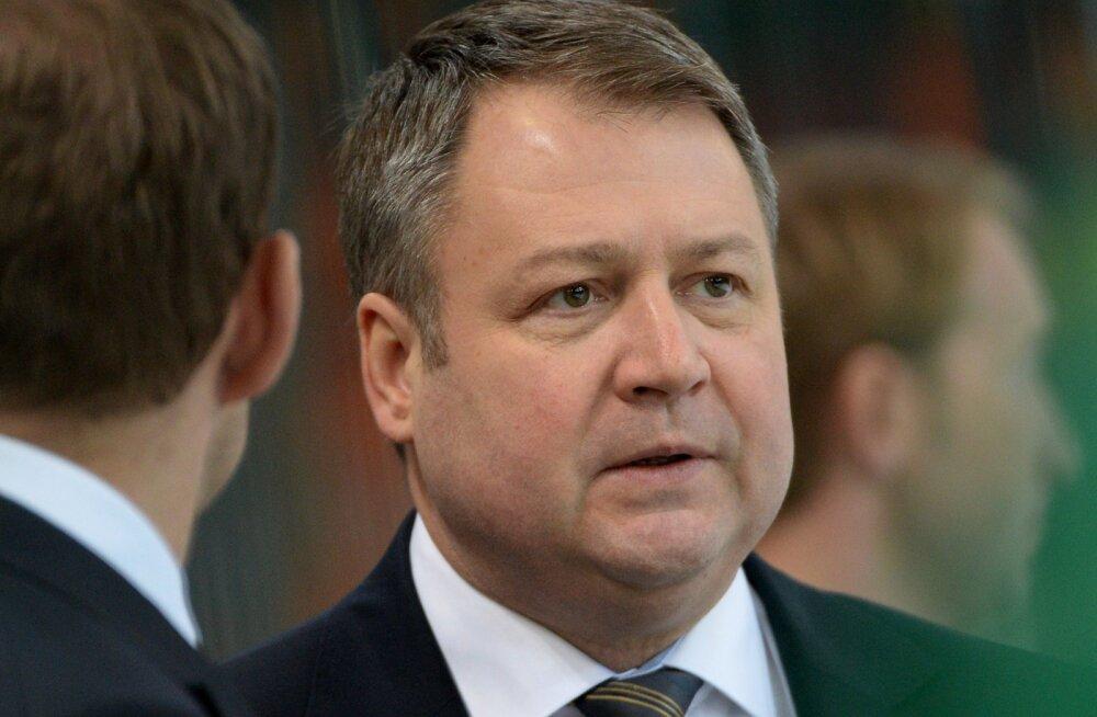 KHL-i klubi treener sai juba kuue vooru järel sule sappa
