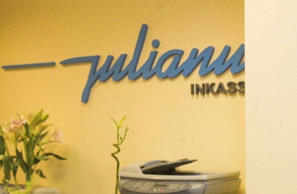 Julianus Inkasso uus arendusjuht tahab firmat Baltimaade turuliidriks kasvatada
