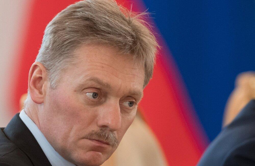 Kreml: keemiarünnakule Süürias ei tohiks kiirustades silte külge riputada