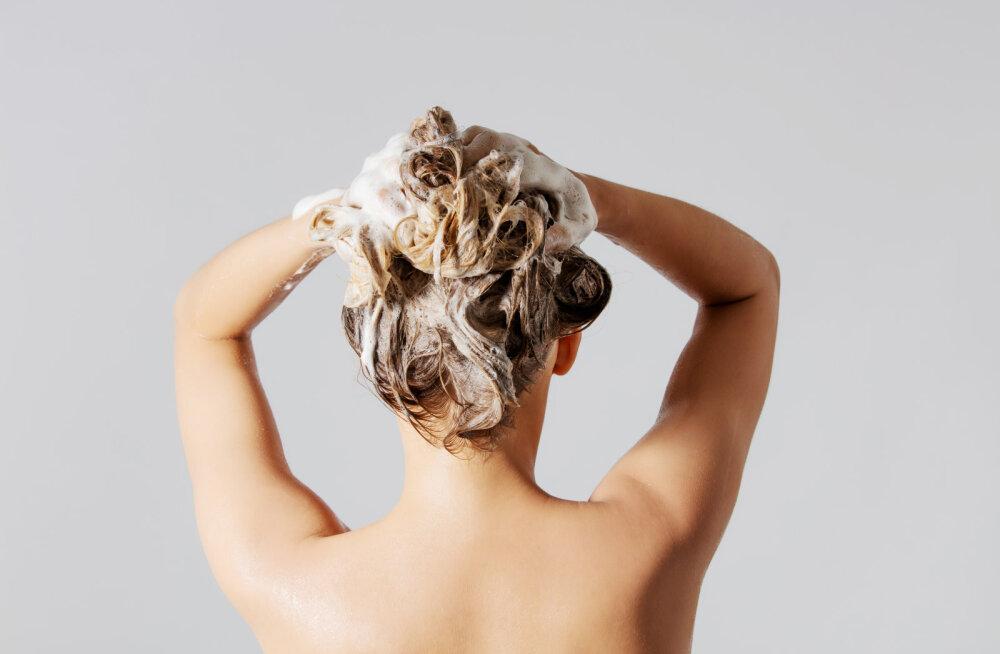 Juukseekspertide nõuanded: õige viis, kuidas peaks juukseid tegelikult pesema