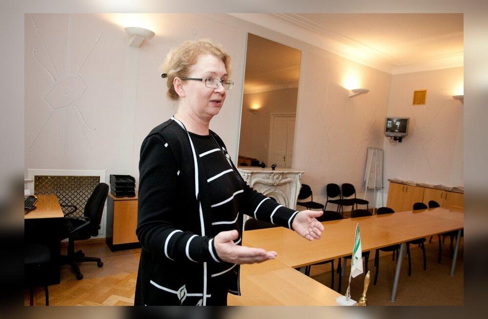 Пятеро депутатов во главе с Яной Тоом сформировали группу Эстония-Ангола