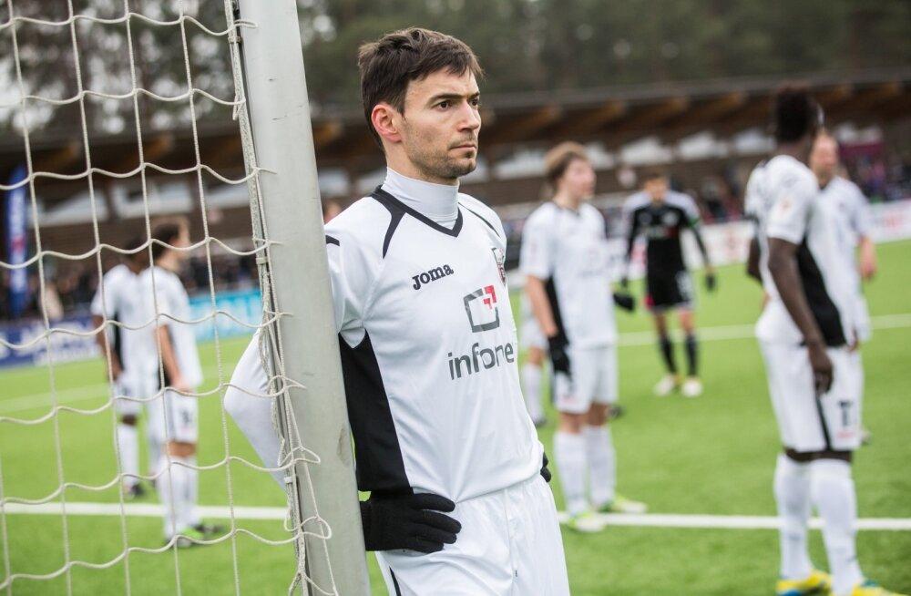 FC Nõmme Kalju vs FC Infonet