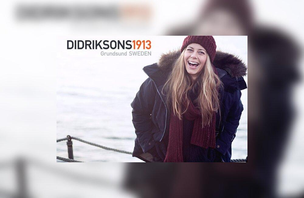 AUHINNAMÄNG | Vasta küsimusele ja võida enda lemmikvärvi Didriksonsi parka!