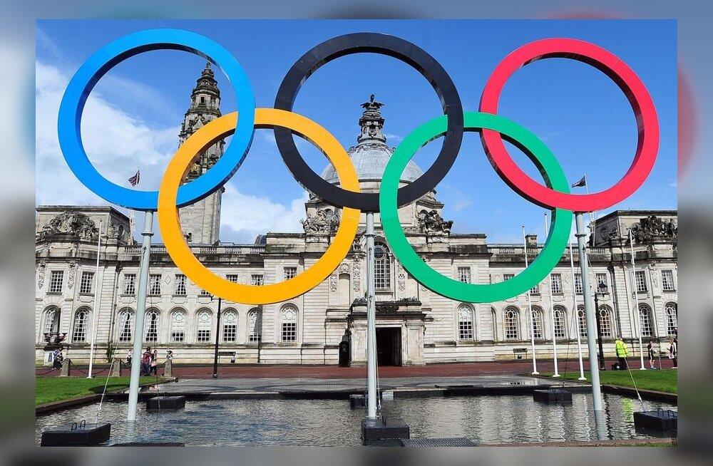 СМОТРИТЕ, кто будет представлять Эстонию на Олимпиаде-2012