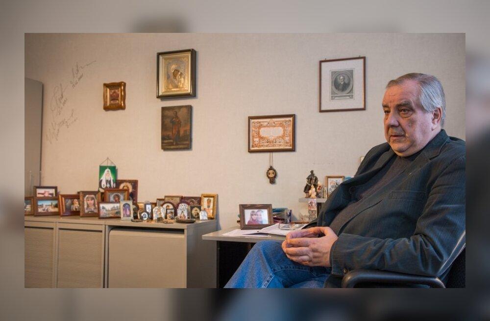Вельман рассказал эстонской газете, кто оплатил его поездку в Москву