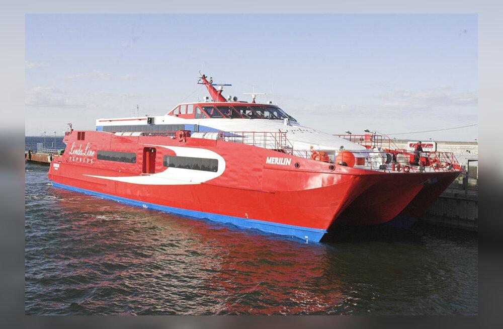 Majandusraskustes vaevlev Lindaliini laevafirma otsib kohtult võlakaitset