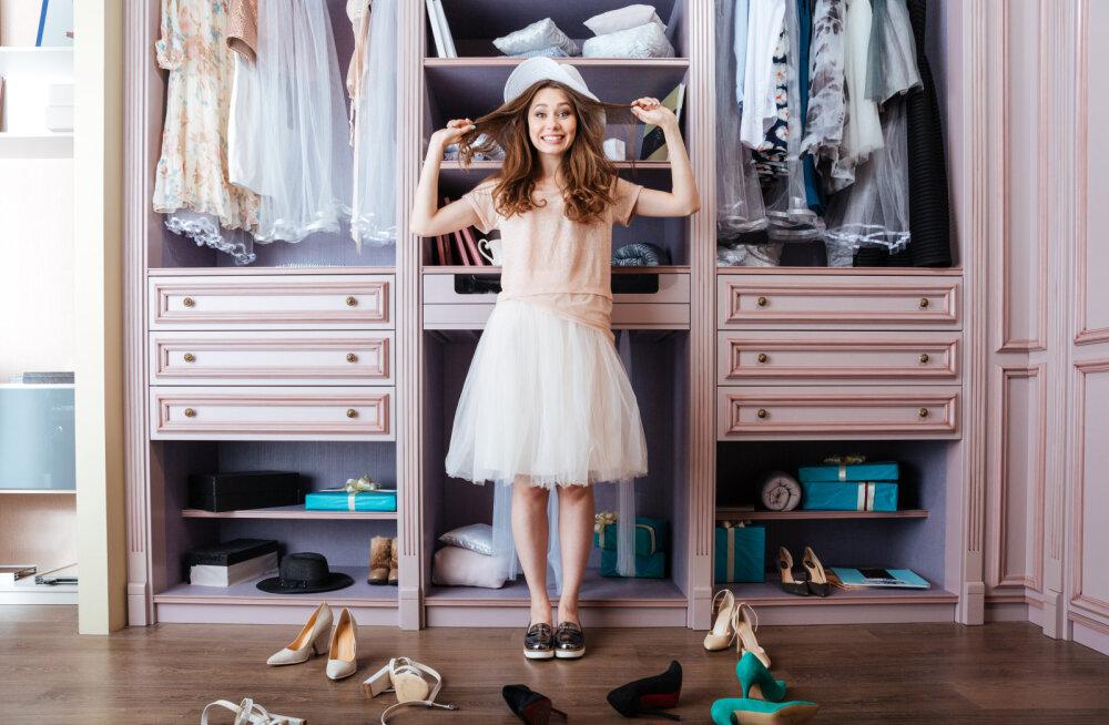 5 tüüpi rõivaid, mida sa enam ei vaja: kas ka sinu riidekapis leidub neid?