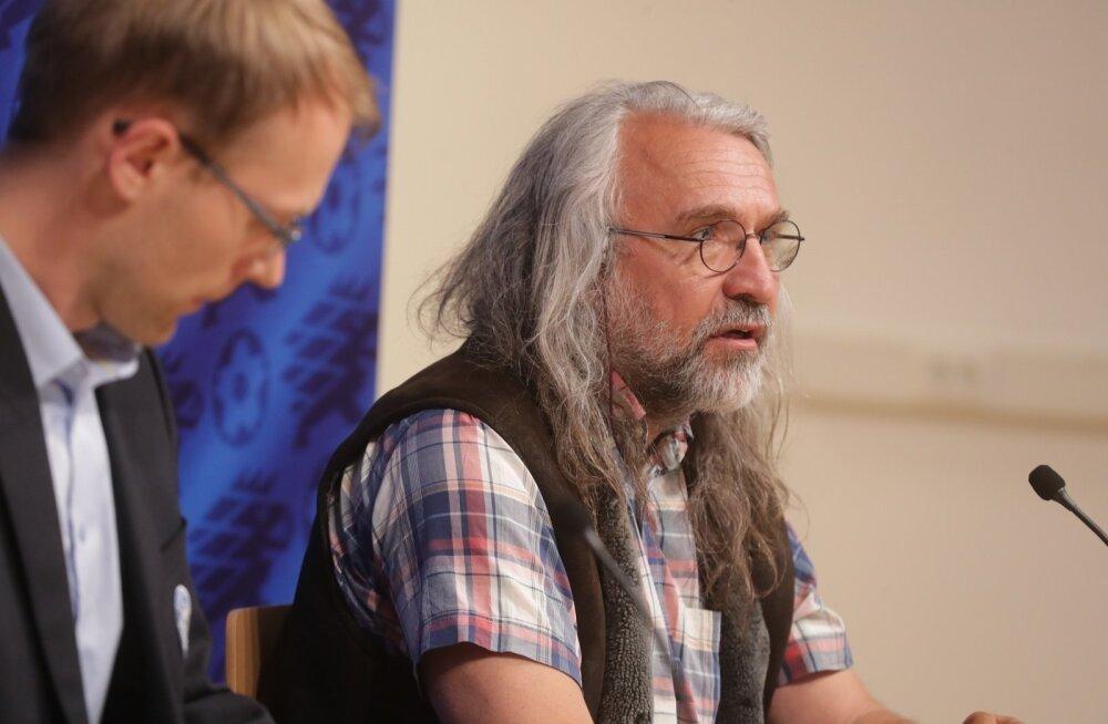 Aivar Pohlak teatas Martin Reimi tagasiastumisest.