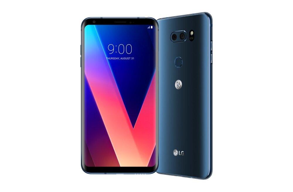 LG V30 nutitelefon