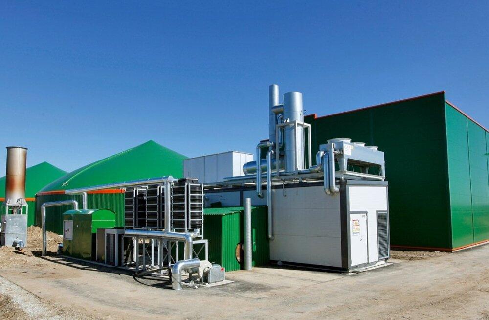 OÜ Vinni biogaasi tehas