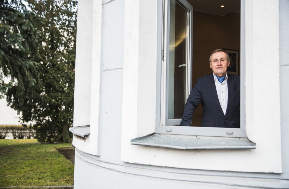 Tõnis Lukas Kultuuriministeeriumi Tartu esinduses