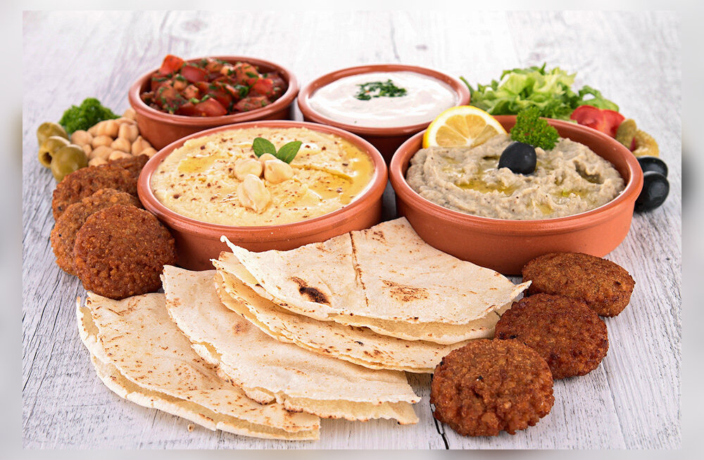 Пита, хумус и фалафель: почему в Израиле нужно хорошо кушать