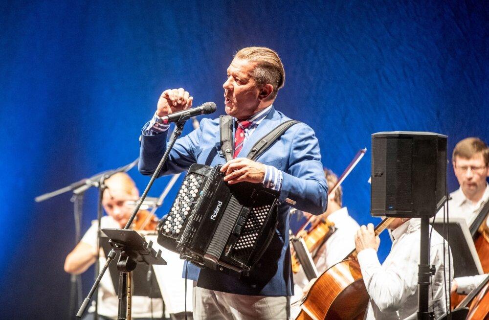 Tõnu Kaljuste ja Marko Matvere kontsert