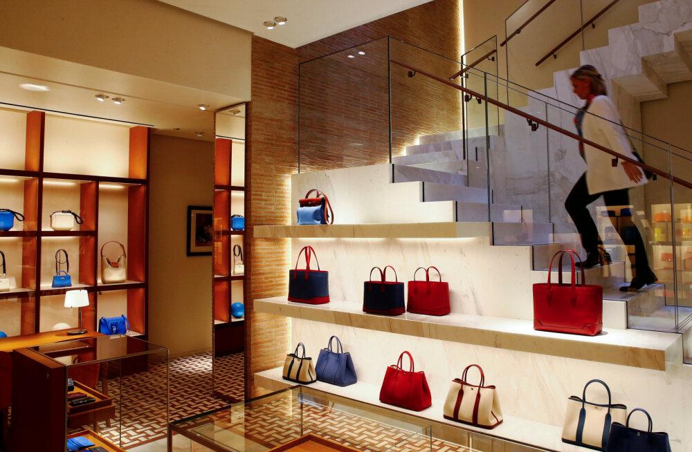 Luksuskäekotitootja kasvatas kasumit