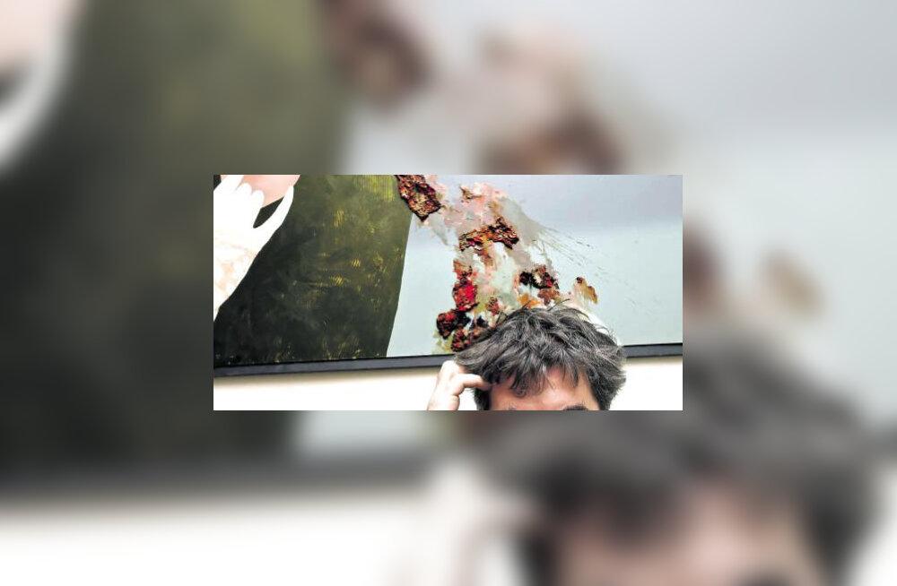 Fotod: politsei mälestas langenud kolleege