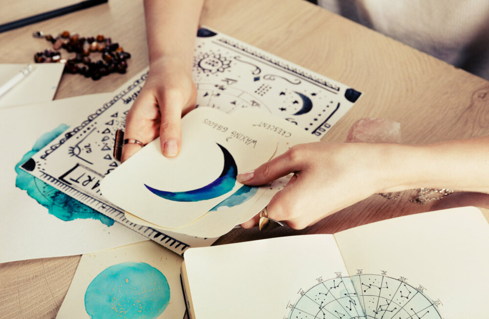 Maagiline Kuu loomise aeg: kuidas soovida noorkuusoove, mis lähevad täide?