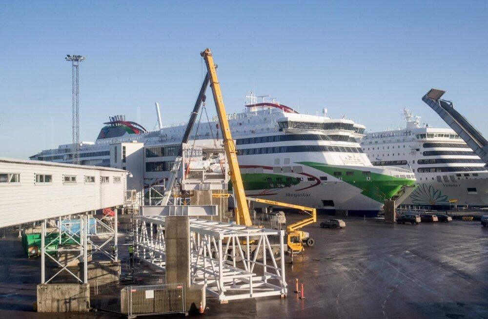 Praegu sõidab Tallinna Helsingi vahet veel vaid Tallink Megastar.