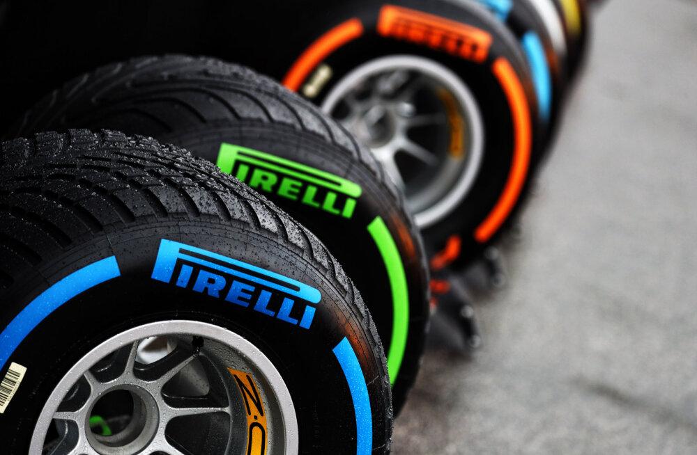 F1-sari võib kahe hooaja pärast saada uue rehvitootja