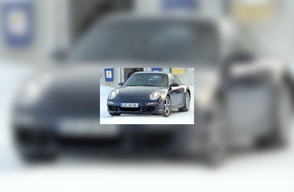 Mees varastas sama Porsche kaks korda
