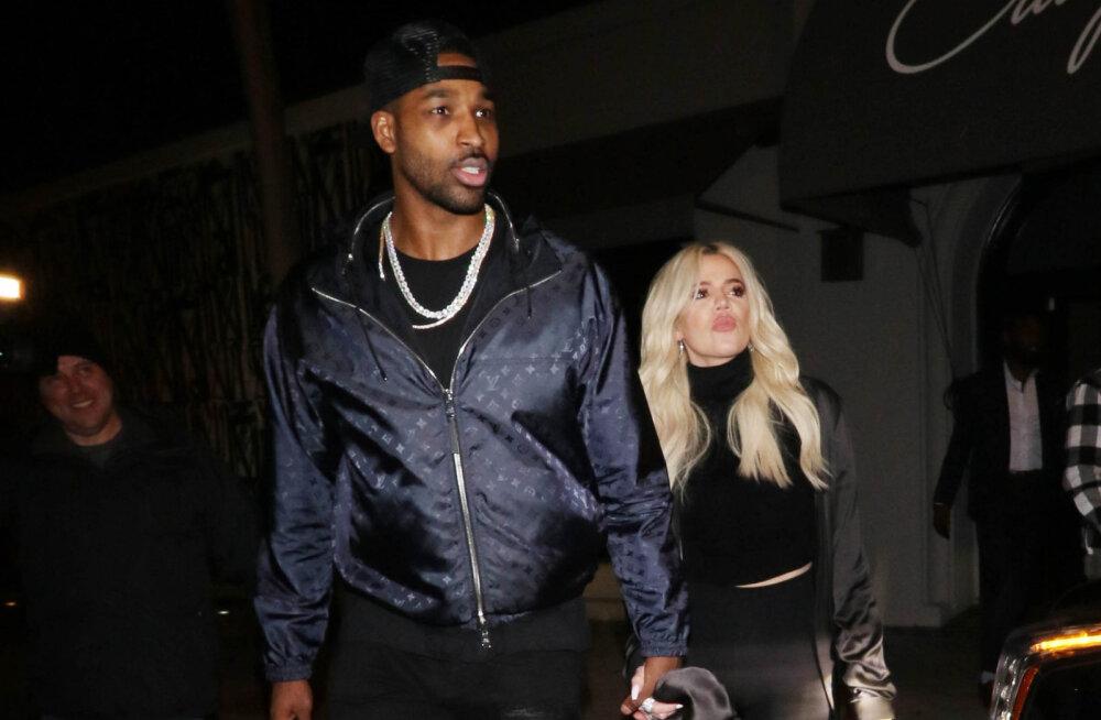 Khloé Kardashian otsustas teda korduvalt petnud lapse isale, korvpalliäss Tristan Thompsonile uue võimaluse anda